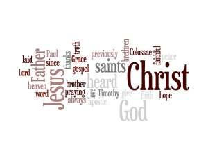 Colossians 1:1-5