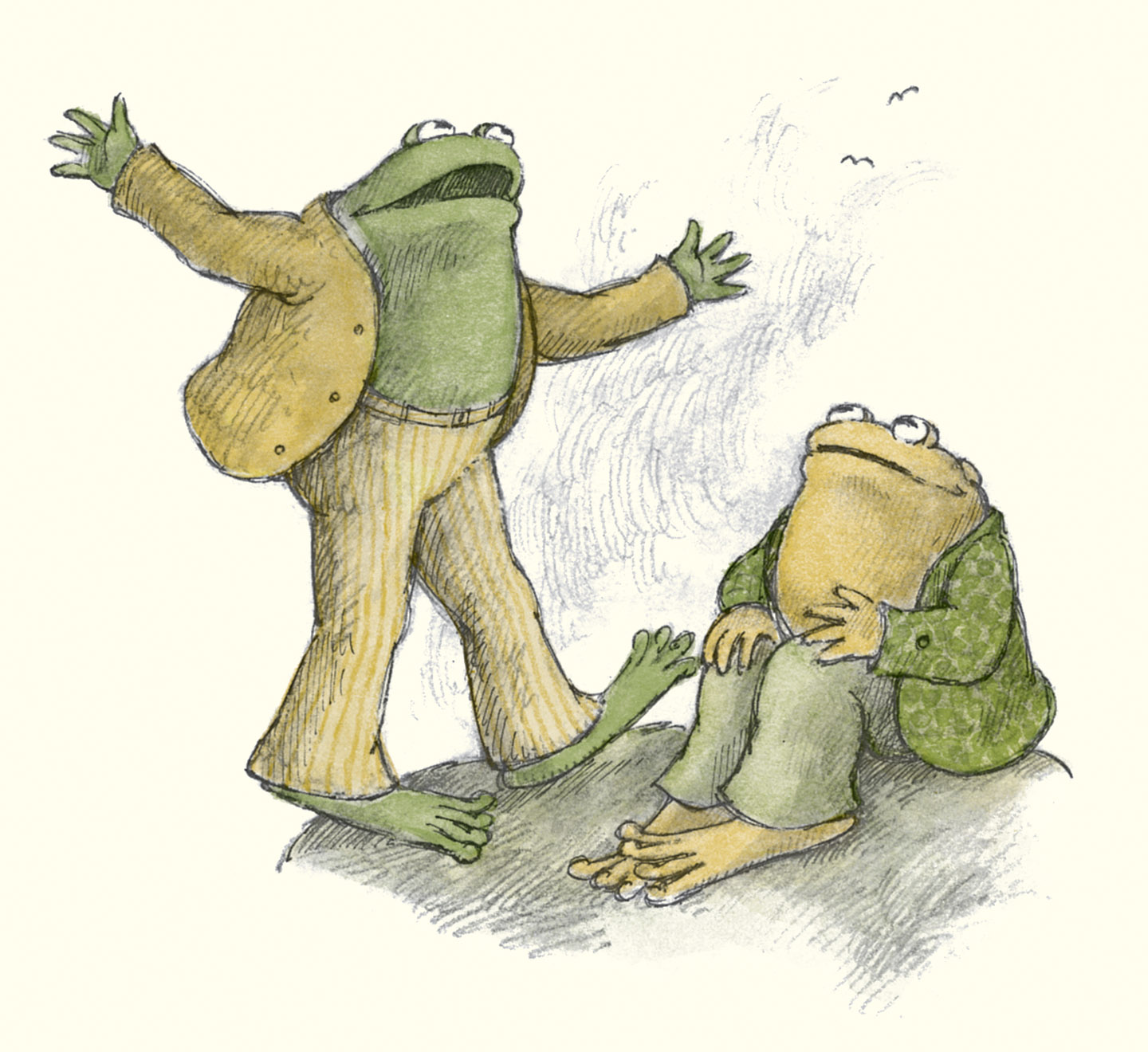 Frog And Toad Are Friends Images & Pictures - Becuo